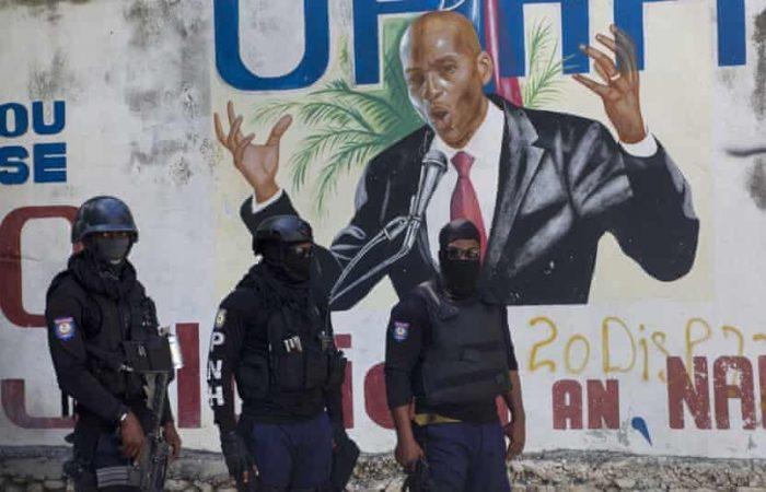 New Haiti president sworn in amid political crisis