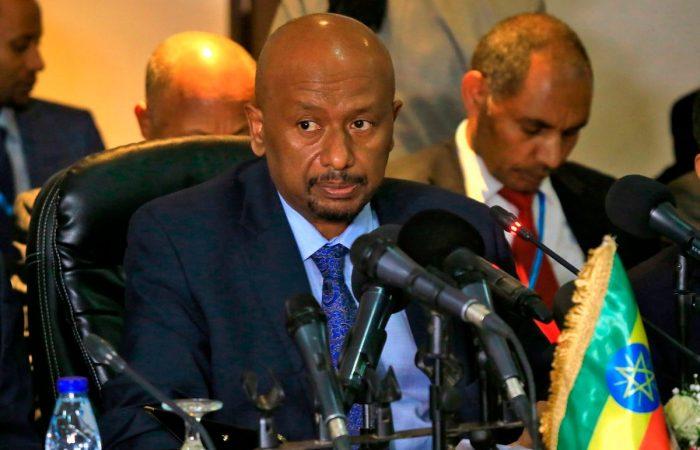 Ethiopia begins second filling of dam