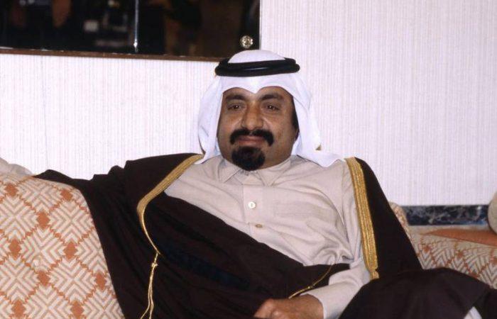 Former ruler of Qatar dies aged 84