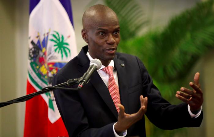 Haitian President Jovenel Moïse killed