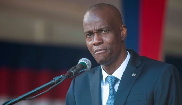 Haiti's top security official arrested in Moise assassination probe