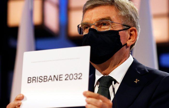 Australian city Brisbane awarded 2032 Olympics