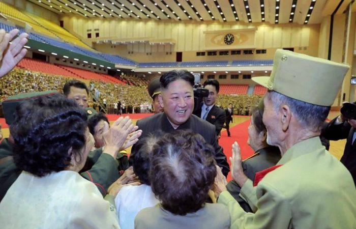Kim stresses military preparations ahead of U.S.-South Korea drills