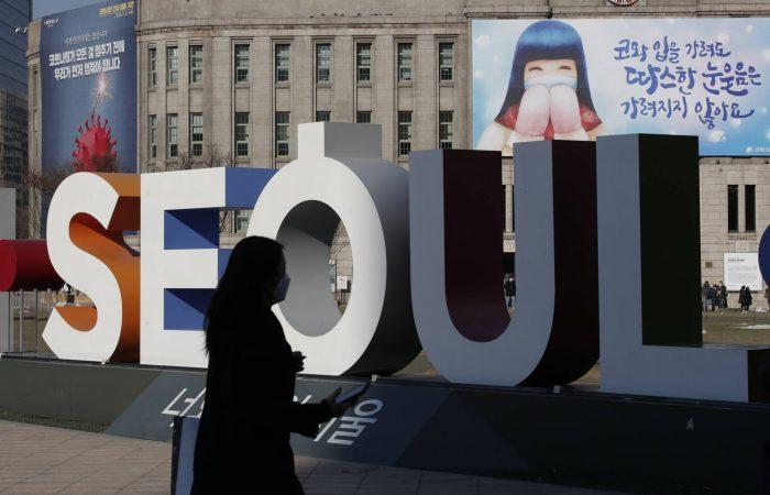 South Korea reports 1,100 new COVID-19 cases