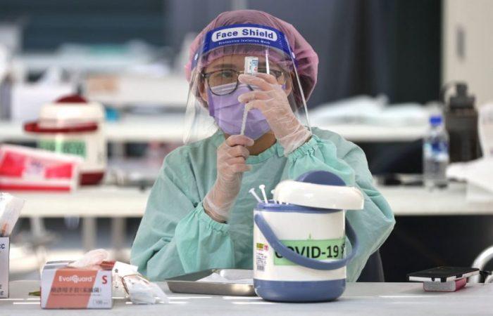 Taiwan orders further 36 mln Moderna covid-19 vaccine doses