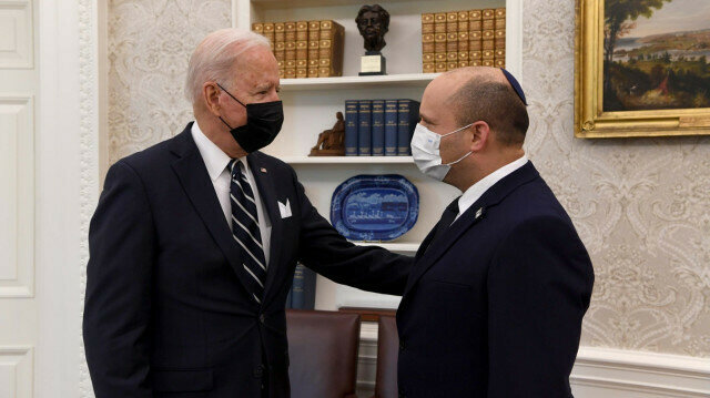 Israeli PM says his visit to White House achieved its goals