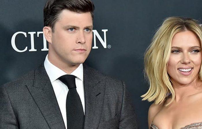 Scarlett Johansson gave birth to son Cosmo