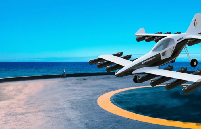 Single-person electric planes to start flying in 2022