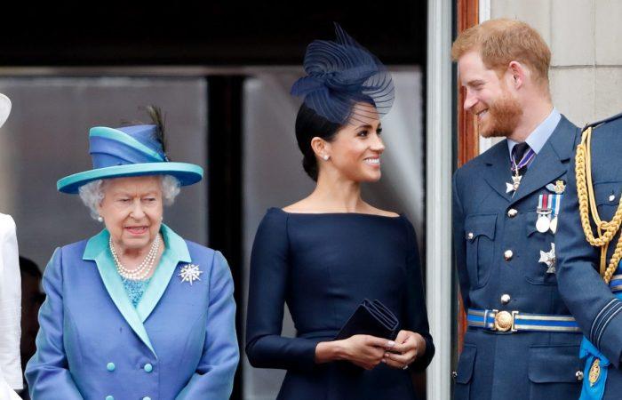 Queen Elizabeth II strips Prince Harry of final role