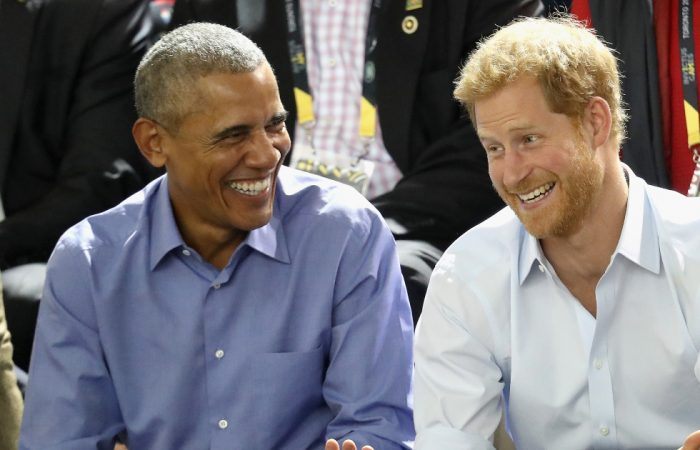 Meghan, Harry snubbed by Obamas who 'will go towards William'