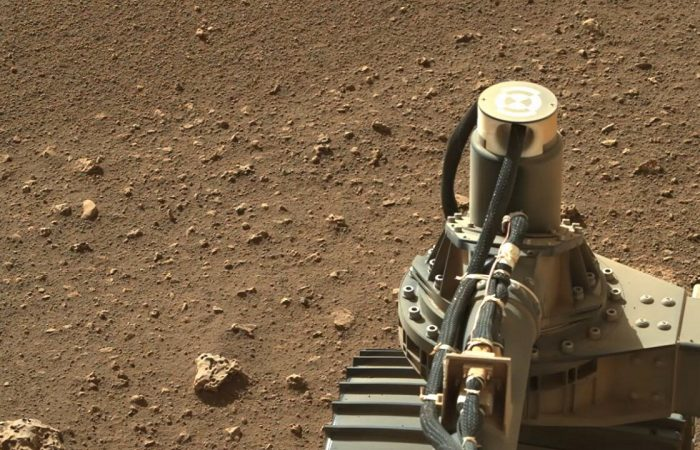 NASA collects Mars rock samples in historic first for Perseverance rover