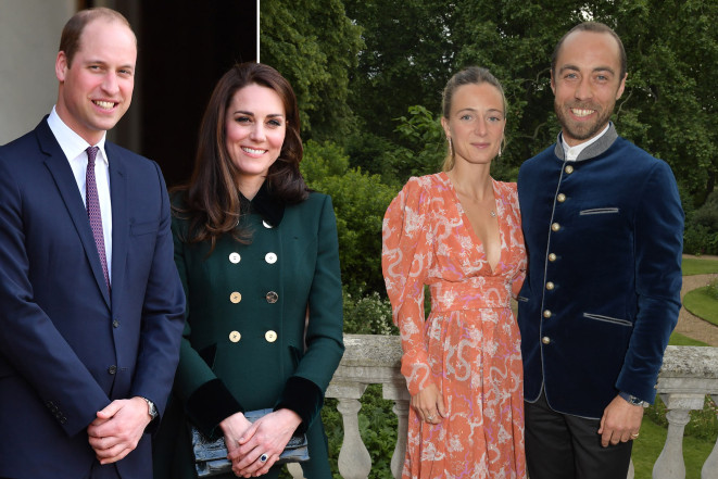 Kate Middleton's brother James marries 'love of his life'