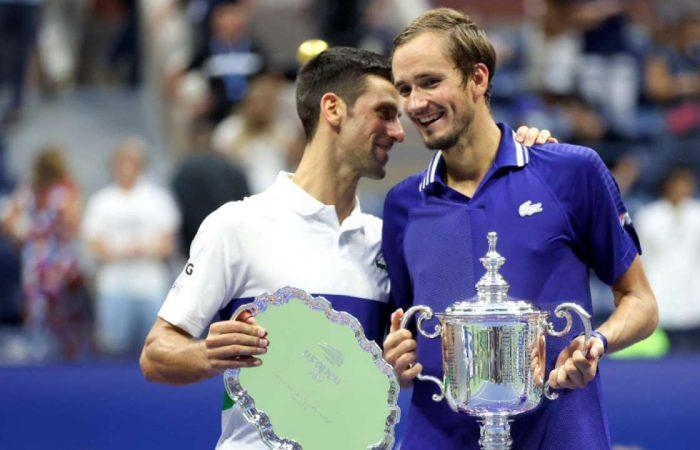 Tennis US Open: Daniil Medvedev's triumph
