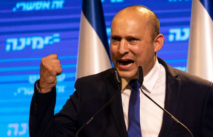 Egyptian president met with Israeli PM