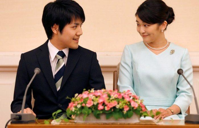 Princess Mako to marry boyfriend Komuro, move to New York