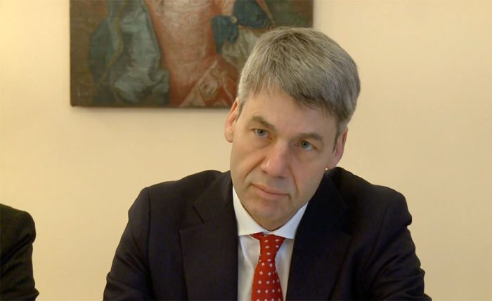 German ambassador to China dies only days after appointment
