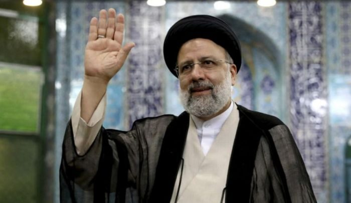 Iran's hard-line President Raisi takes over a ruined country