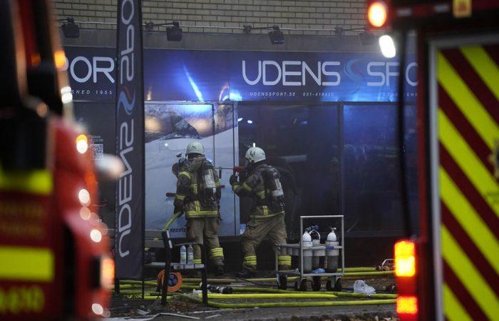 Sweden: Explosion hits building in Gothenburg, 25 hospitalized