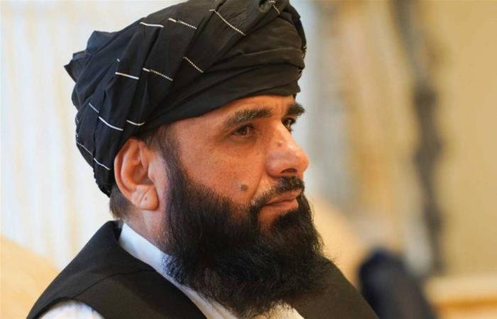 Taliban's UN envoy Suhail Shaheen Afghan to speak to world leaders