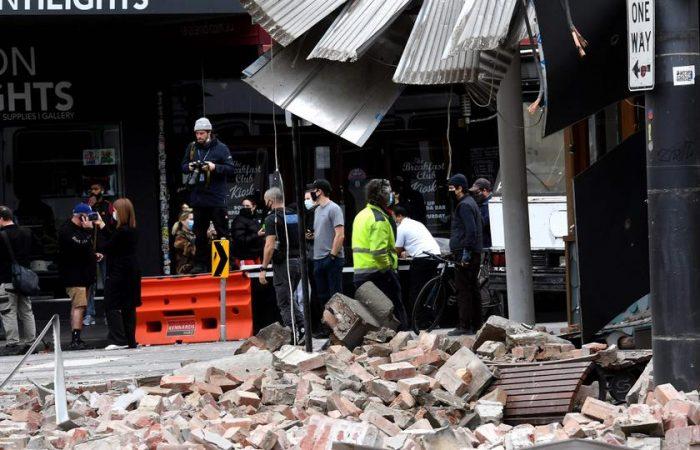 Magnitude 6.0 earthquake strikes Australia