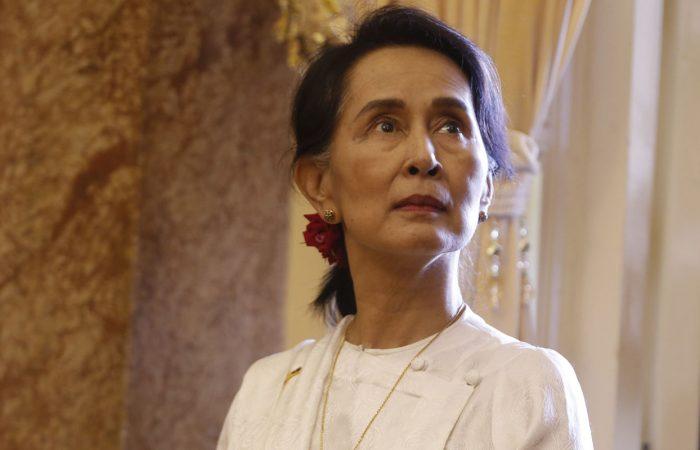 Myanmar's Aung San Suu Kyi pleads not guilty in incitement trial