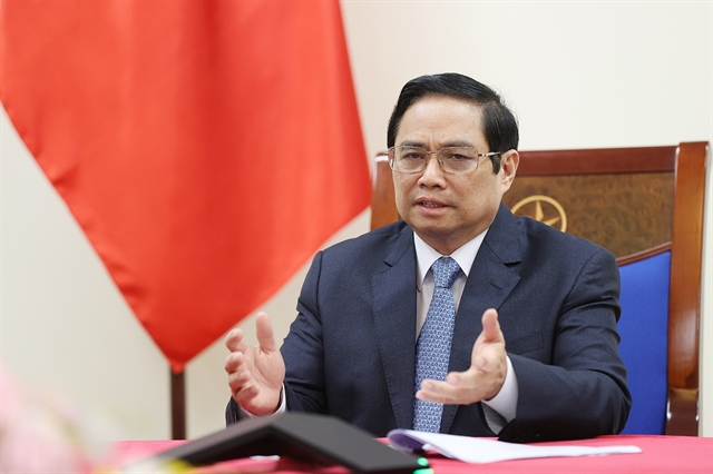 Vietnam wants to deepen trade ties, COVID-19 cooperation with Austria