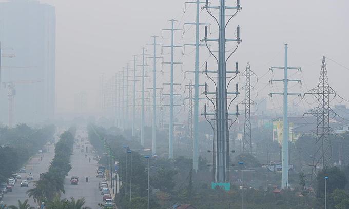 WHO says air pollution kills 7 mln a year