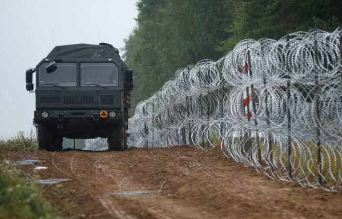 Poland to spend over $400mln on new border wall