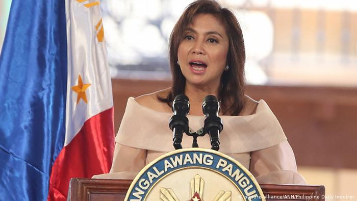 Philippines: VP Leni Robredo announces run for presidency