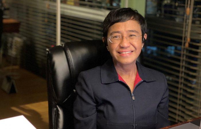 Philippines president Duterte congratulates Maria Ressa on Nobel Prize