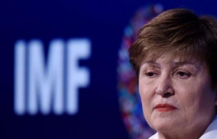 IMF backs Georgieva after World Bank data-rigging scandal