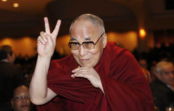 Dalai Lama hails journalists Muratov, Ressa for winning Nobel Peace Prize