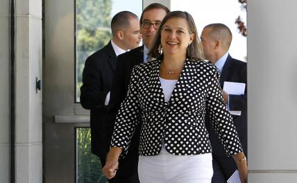 US Under Secretary of State Nuland visits Russia