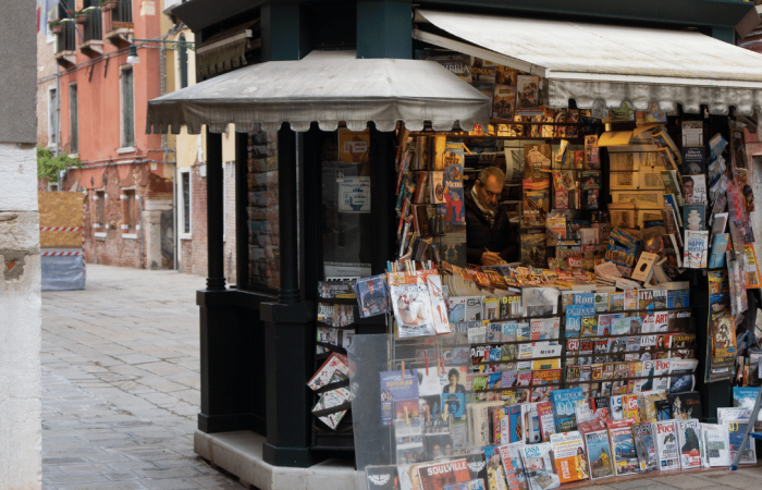 Slovenian magazine hosts competition to find new proposals for sustainable street kiosks