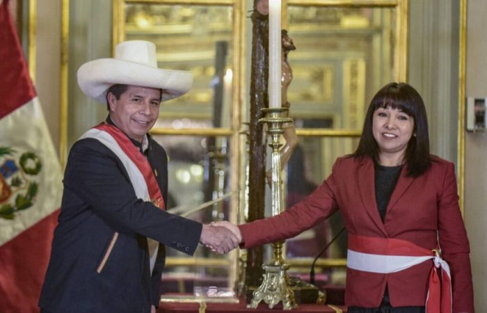 Peru president names new PM amid political turmoil